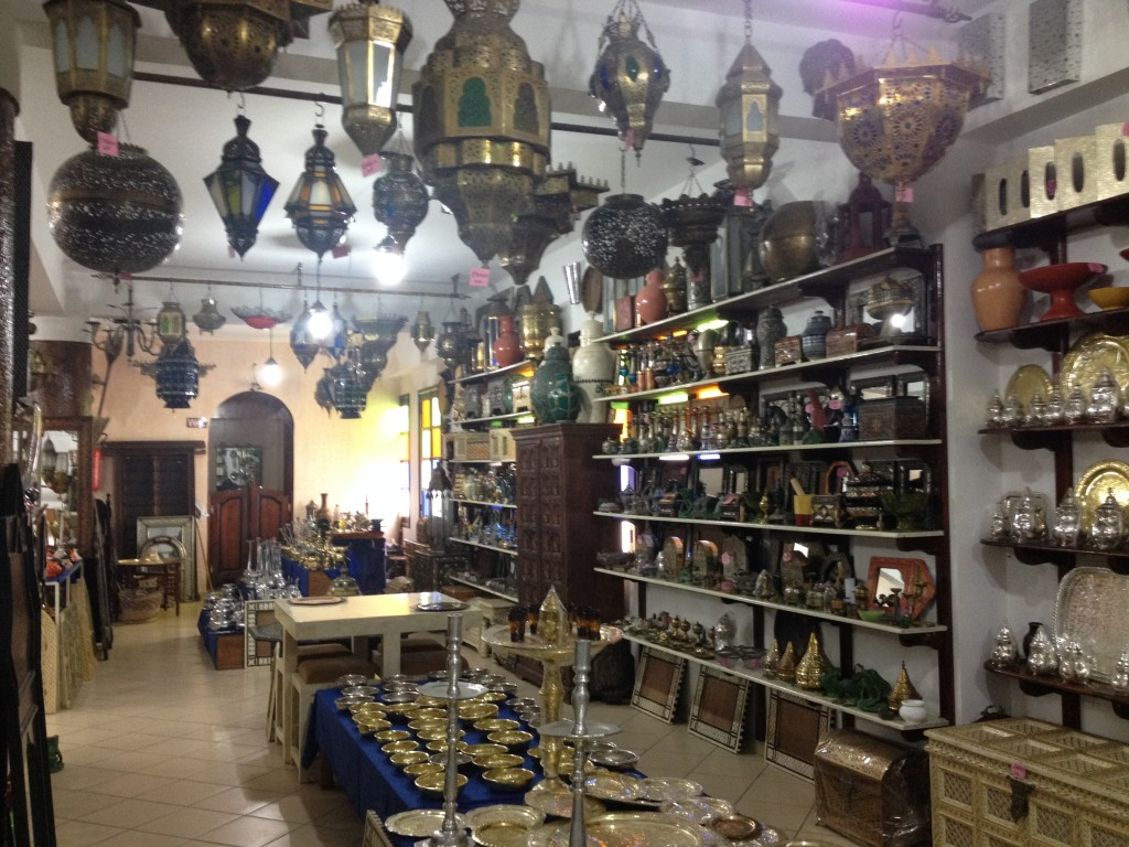Inside the Berbere Souk